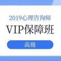 2019【第三次】高级心理咨询师VIP保障班