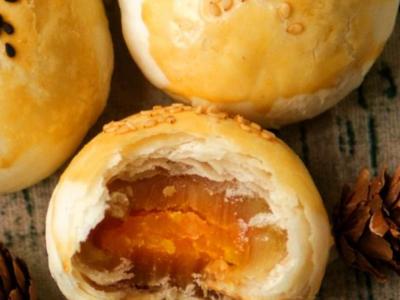 纯手工制作蛋黄酥桃酥技术