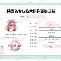2021年陕西省中高级工程师职称代理评审申报条件和时间及流程