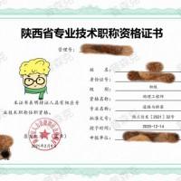 公布2021年陕西省西安市工程师职称评审条件新通知