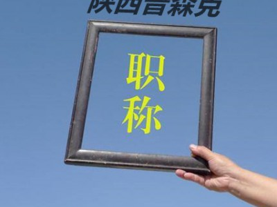 2O21年陕西省初级工程师职称评审申报的基本条件在这里